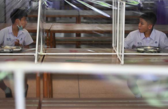 Thailand Schools Reopen