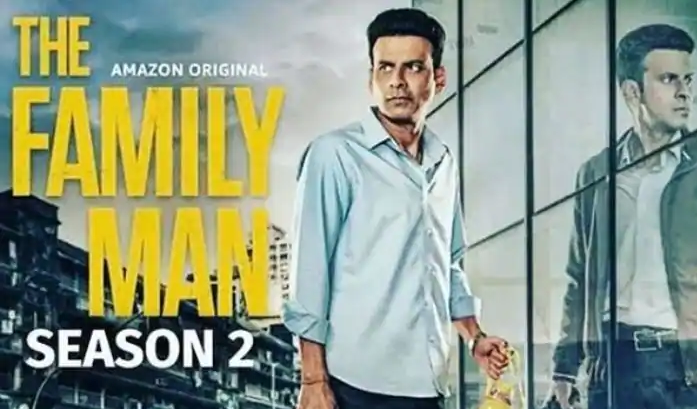 The Family Man: Indian Drama Action Web Series in hindi