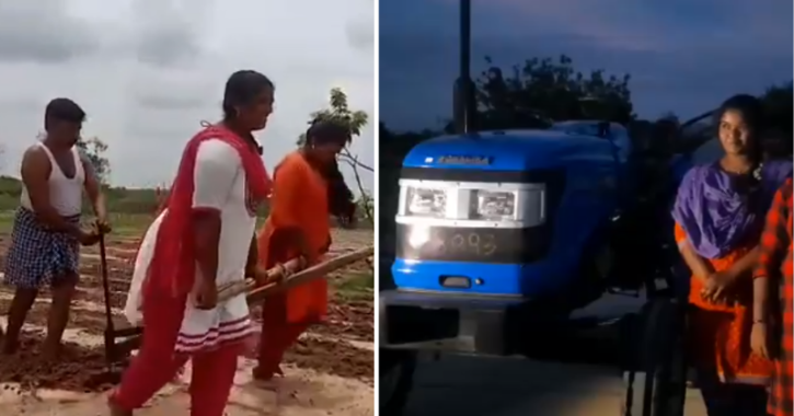 Moved By Tomato Farmer