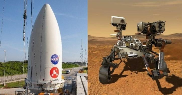 NASA Mars Perseverance Rover 2020 Launch Date July 30