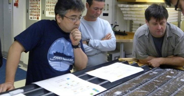 Japan researchers studying 100 million year old microbes