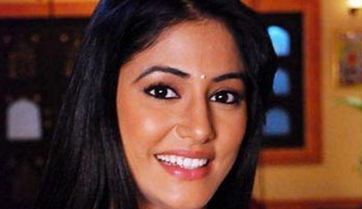 Hina Khan As Akshara  Yeh Rishta Kya Kehlata Hai