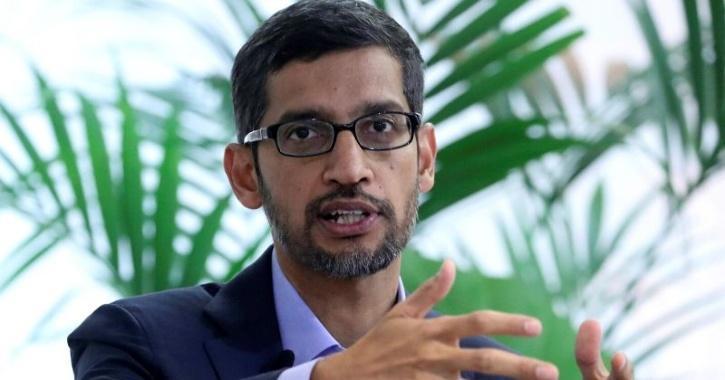 Sundar Pichai Google takes a stand on stalkerware tech