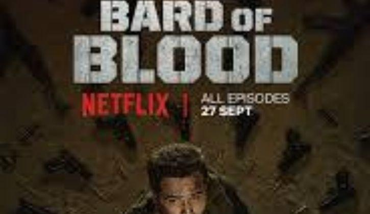 bard of blood Indian web series