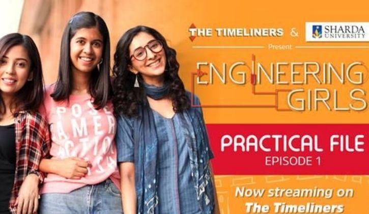 Engineering girls web series hindi