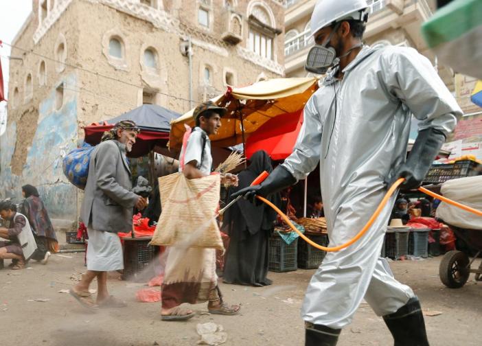 Yemen COVID-19