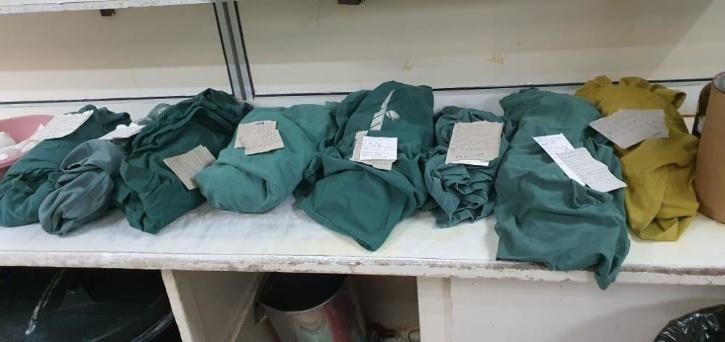 Stillborn babies in Zimbabwe hospital