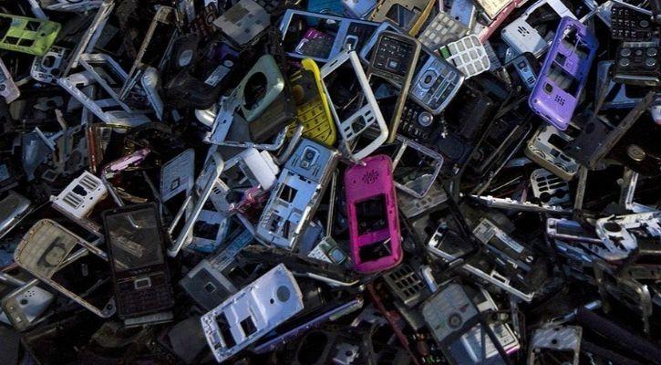 e-waste in the world