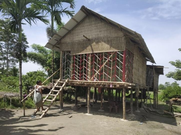 assam houses