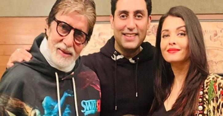 Big B Is Stable With Mild Symptoms, Aishwarya & Daughter Test COVID-19 Positive & More From Ent