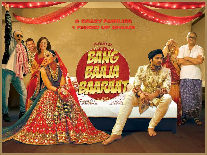 bang baaja baarat indian web series