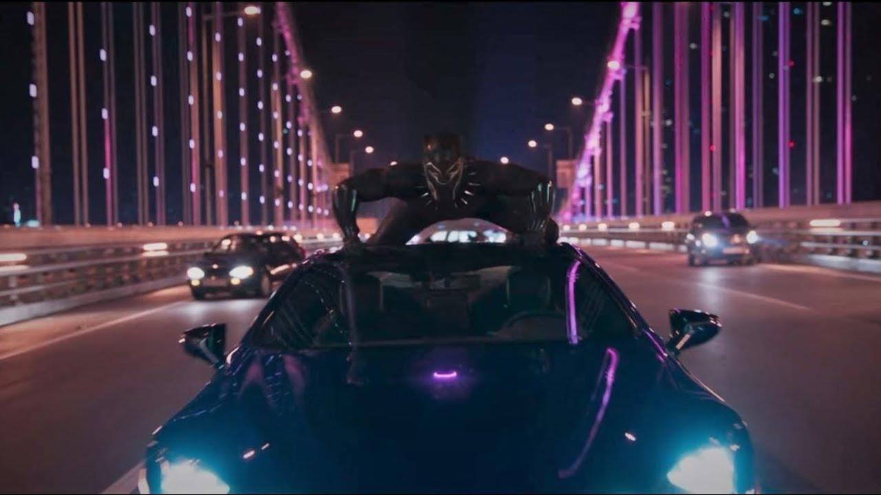Black Panther: Gwangalli Bridge