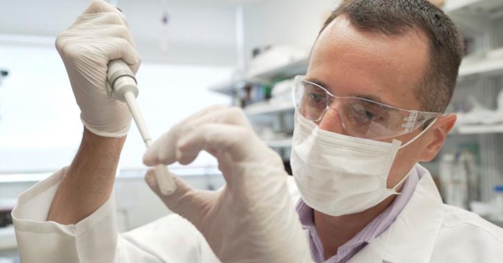 Blood test for  Alzheimer's Disease