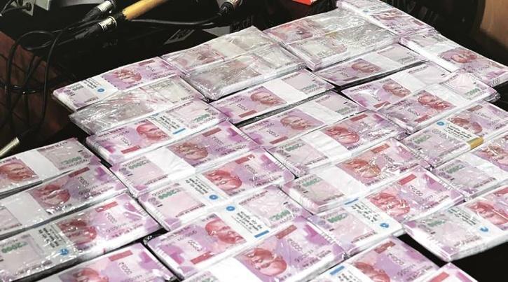 Raided cash