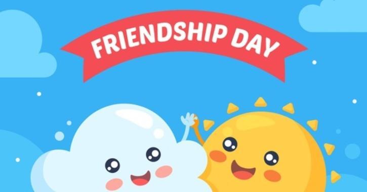 Happy friendship 2020 date