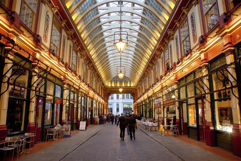 London market lockdown