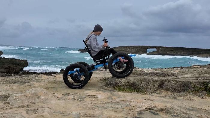 Not a Wheelchair