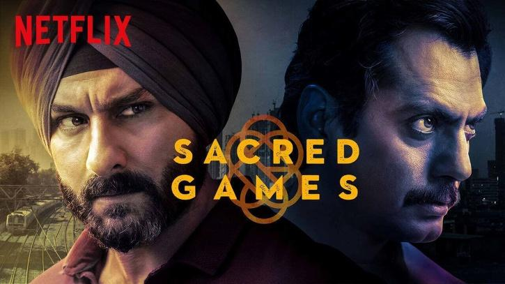 Sacred Games: First Netflix Original Web Series in India