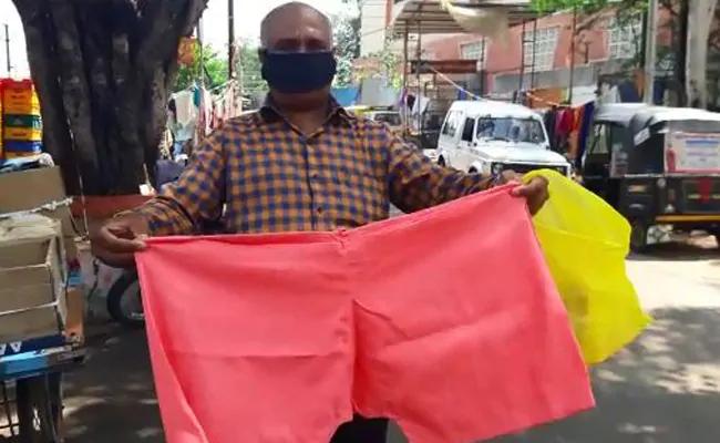 Man complains for getting short underwear