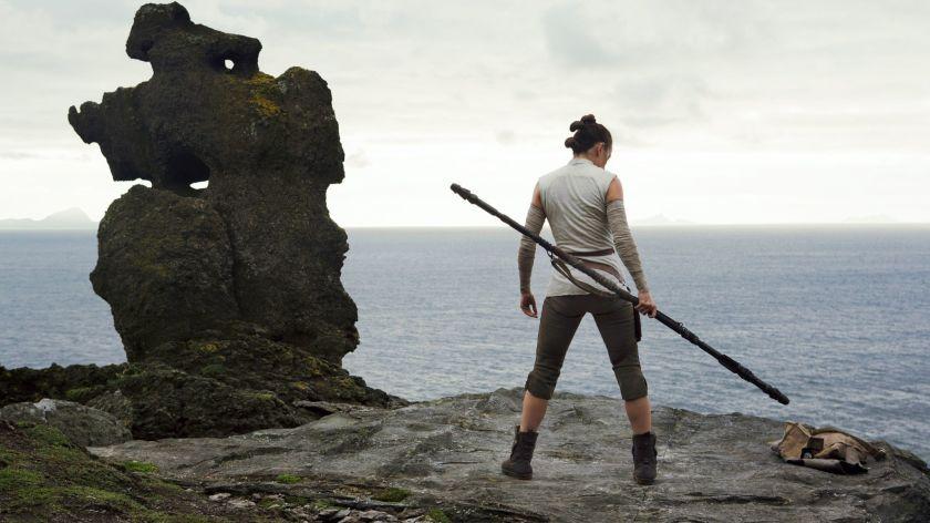 Star Wars - The Last Jedi: Skellig Michael, Ireland