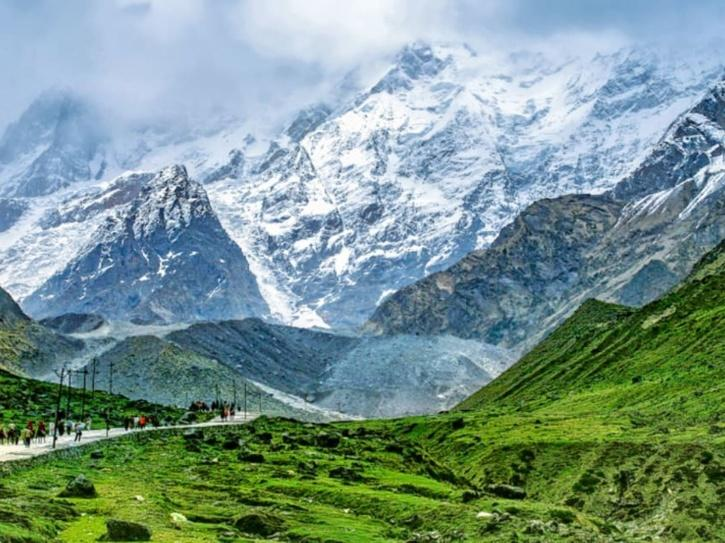 india china mountain