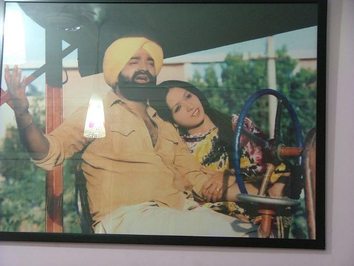 Savita And Jaspal Bhatti