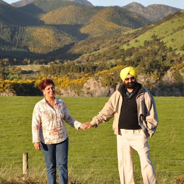 Savita Bhatti And Jaspal Bhatti