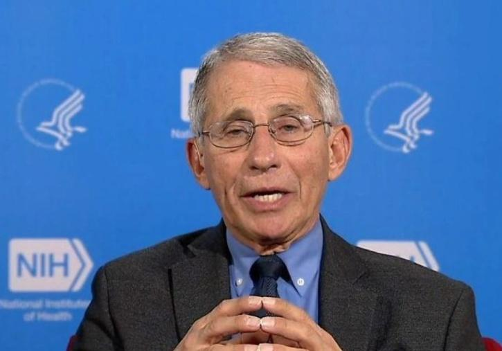Anthony Fauci is part of Donald Trump