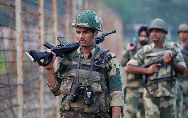 The Indian Army destroyed Pakistan military posts