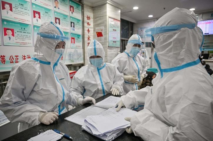 Coronavirus originated in China