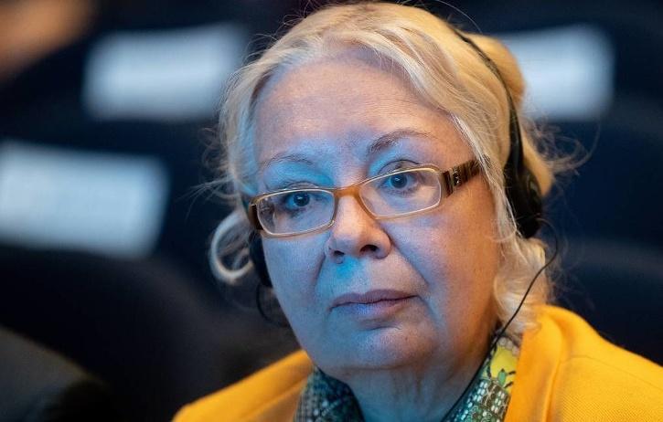 UN Director-General Tatiana Valovaya