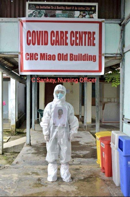 Arunachal Pradesh COVID-19 care centre