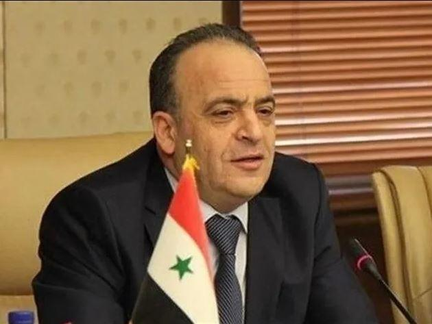 Bashar Assad fired Imad Khamis