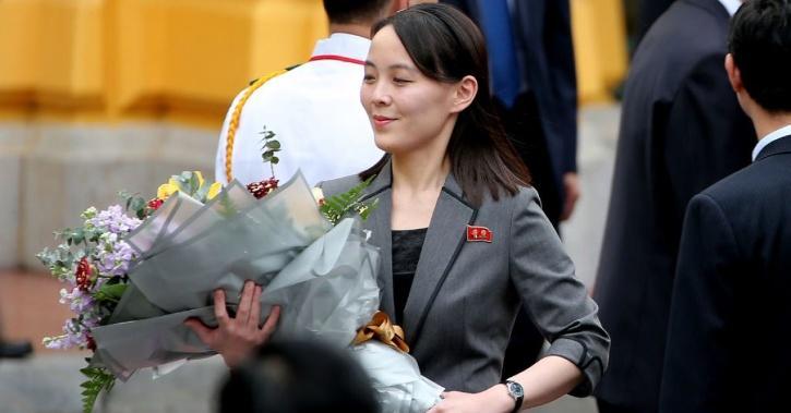 Kim Yo Jong is the most powerful woman in North Korea
