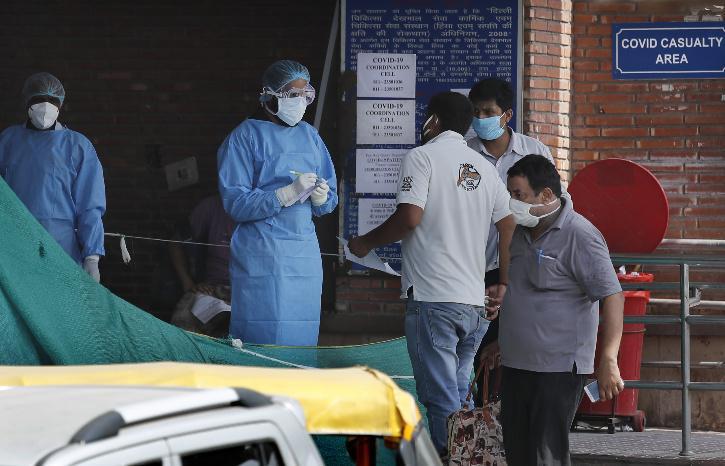 Delhi Hospital lnjp