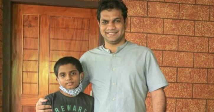 Kerala Boy Helps Poor Kids