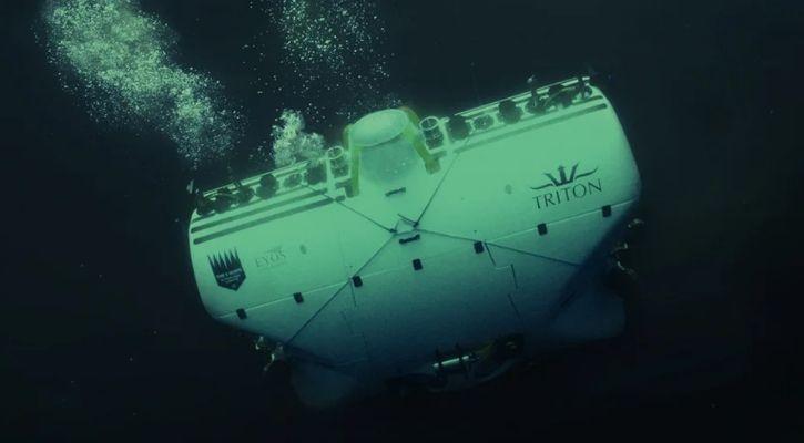 deep water exploration