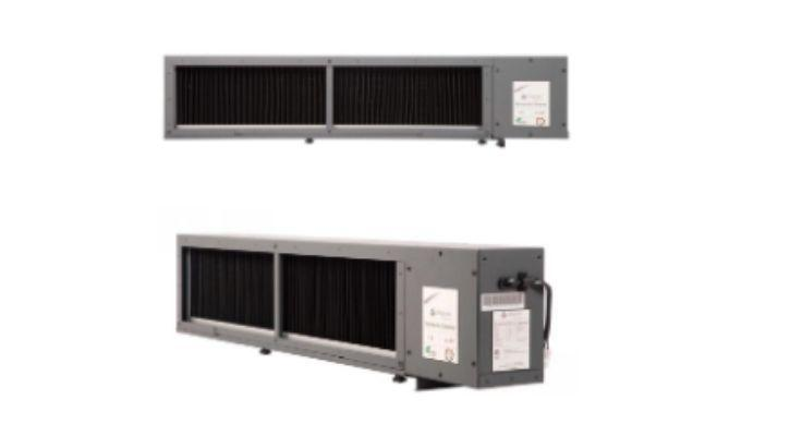 Magneto advanced air cleaner for COVID-19 offices
