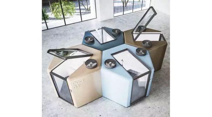 office pod design