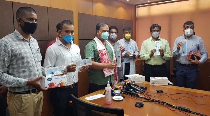 IIT Guwahati COVID-19 test kits for India