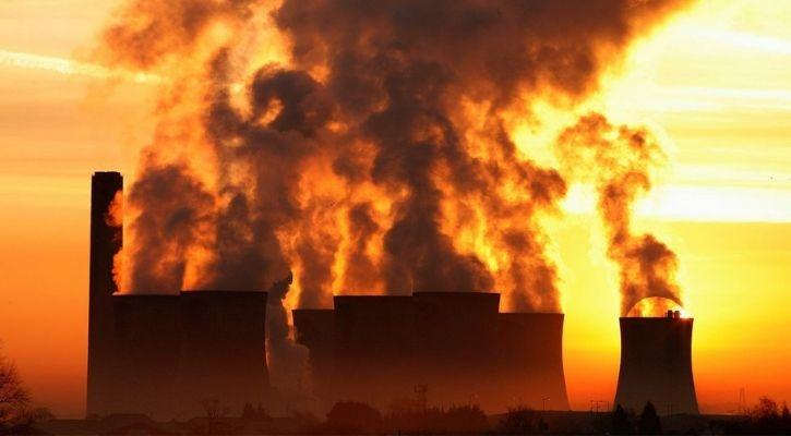 Fossil Fuel, Pollution