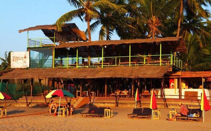Beach Shack Goa