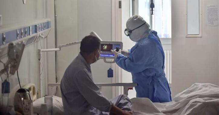 Beijing COVID-19 Nurse Infected