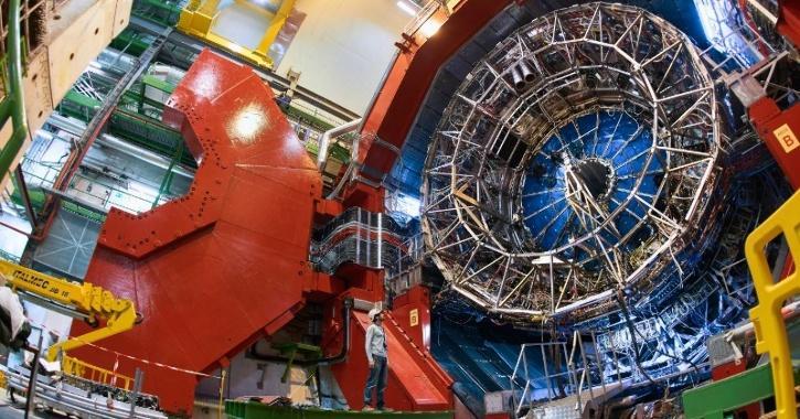 CERN Collider, Particle Physics, Higgs Boson, Electron-Positron Collider, CERN Project, Higgs Field, CERN