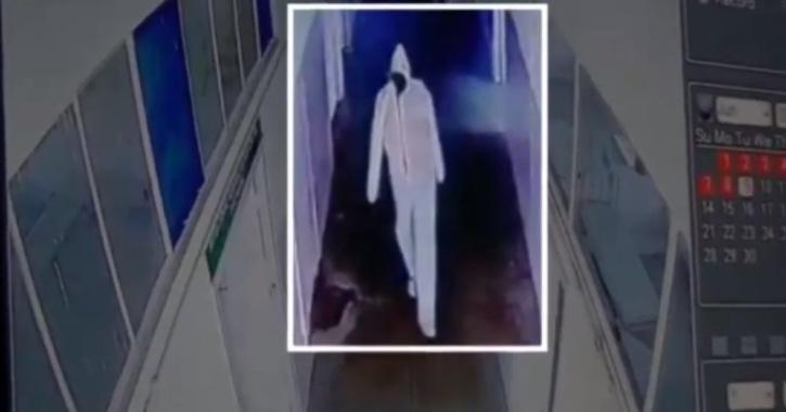 Coronavirus Patient Escapes