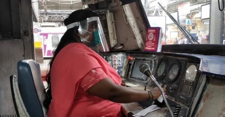 Mumbai Local Train Driver