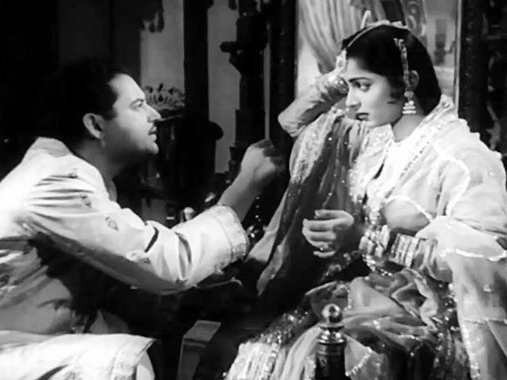hindi best black and white movies: Chaudavin Ka Chand