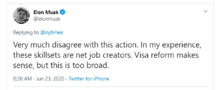 Tim Cook, Sundar Pichai, Elon Musk, Donald Trump, H1B Visa Ban, US Visa Ban, Technology News