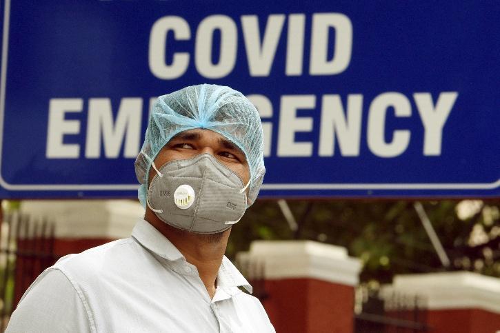 india covid doctors