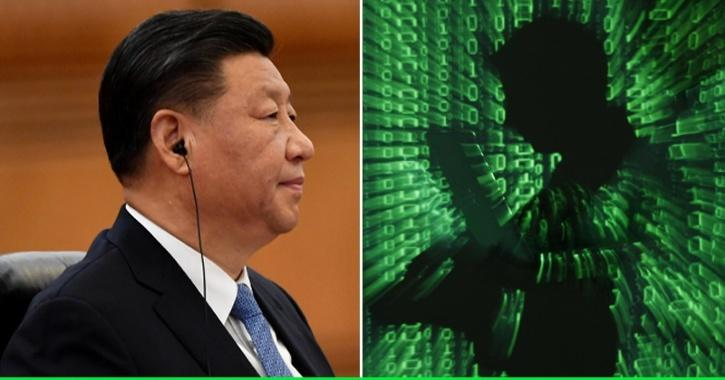 Xi Jinping and cyber attack